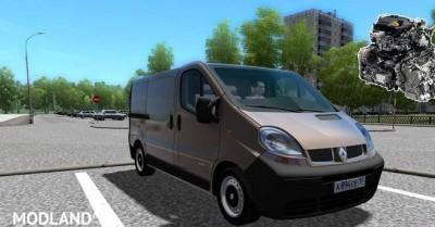 Renault Trafic Custom Diesel Sound [1.5.4], 1 photo